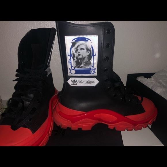 Raf Simons Shoes   Adidas X Raf Simmons